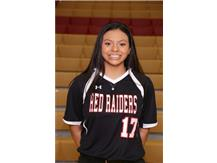 Briana is a Sophomore Starting Pitcher on the Huntley Varsity Softball Team. Briana went 2-1 pitching last week with a Perfect Game vs. Belvidere North with 15 strikeouts and no runs.