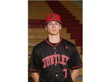 This week's Culver's of Huntley HHS Athlete of the Week is Baseball's Kyle Maurer.   Kyle is a Senior who struck out 8 batters while only giving up 1 run against McHenry on April 11th.  Congratulations Kyle!