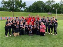 2019 Illinois Class 4A State Champions 35-7 Overall Record Huntley High School's First Team State Championship