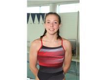 Ella Young (2022) - Girls Swimming - Culver's of Huntley Athlete of the Week - Week of 11/11/19