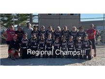2021 Regional Champions HHS 12 Hononegah 1