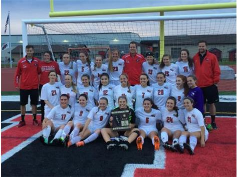 Girls Soccer: 2016 Regional Champs