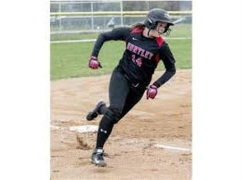 Megan Larson 2015 Graduate  Loras College 2015 Daily Herald Player of the Year HHS HR Leader(10)