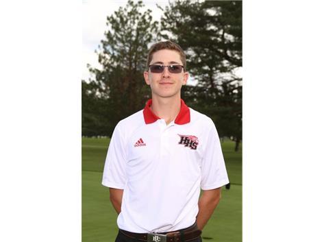Jack Wagner - (2019) - Boys Golf - Culver's of Huntley HHS Athlete of the Week - Week of 10/2/17