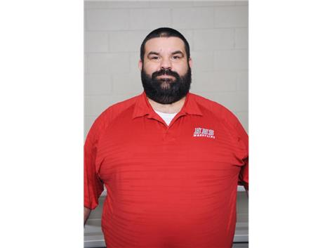 BJ Bertelsman - Head Coach, Wrestling - SALT (Student Athlete Leadership Team) Bi-Weekly Outstanding Coach Award - selected 10/18/17