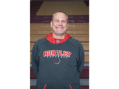 Mark Petryniec - Head Coach, Girls Softball - SALT (Student Athlete Leadership Team) Culver's of Huntley Bi-Weekly Outstanding Coach Award - selected 11/15/17