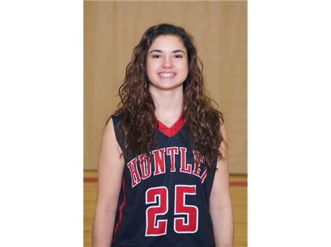 Racquel Radermacher - (2021) - Girls Basketball - Culver's of Huntley HHS Athlete of the Week - week of 11/13/17