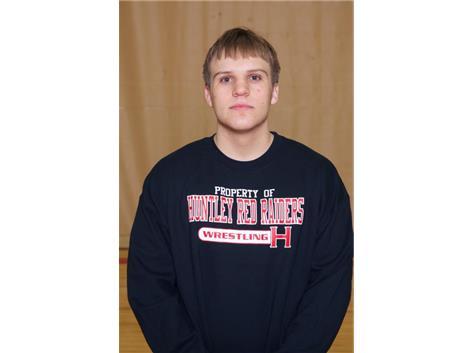 Nik Wise - (2019) - Wrestling - Culver's of Huntley HHS Athlete of the Week - Week of 11/20/17