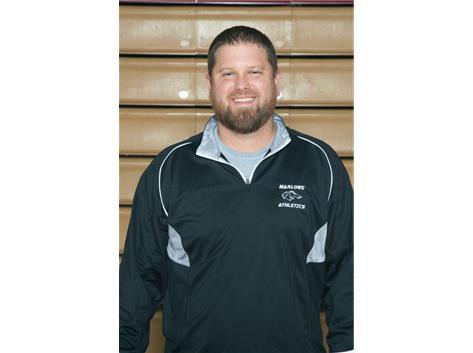 Chris Heward - Assistant Coach, Boys Basketball - SALT (Student Athlete Leadership Team) Culver's of Huntley Bi-Weekly Outstanding Coach Award - selected 11/29/17