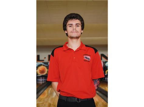 Michael Corsero - (2018) - Boys Bowling - Culver's of Huntley HHS Athlete of the Week - Week of 11/6/17