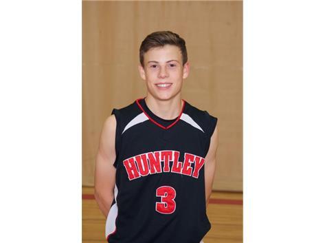 Ryan Vrugt - (2020) - Boys Basketball - Culver's of Huntley HHS Athlete of the Week - Week of 12/4/17