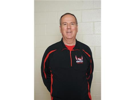 Tim Essig - Assistant Coach, Girls Track and Field - SALT (Student Athlete Leadership Team) Culver's of Huntley Bi-Weekly Outstanding Coach Award - selected 12/13/17
