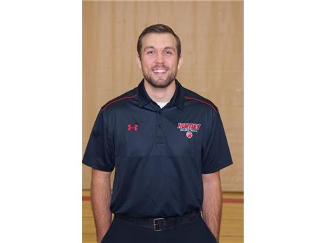 Clay Henricksen - Assistant Coach, Girls Basketball - SALT (Student Athlete Leadership Team) Culver's of Huntley Bi-Weekly Outstanding Coach Award - Selected 1/10/18