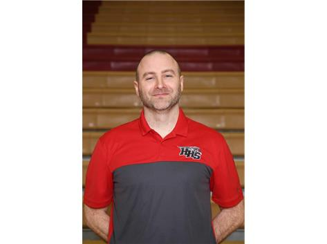 Jack Towne - Assistant Coach, Boy's Track and Field - SALT (Student Athlete Leadership Team) Culver's of Huntley Bi-Weekly Outstanding Coach - Selected 2/21/18