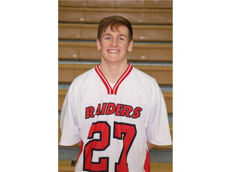 In 2 games this week Noah scooped a combined 22 ground balls that allowed his team to maintain possession and control throughout those games.  Noah is a 2 year captain and leader of the defense. He doesn't come off the field unless there is a special situation.