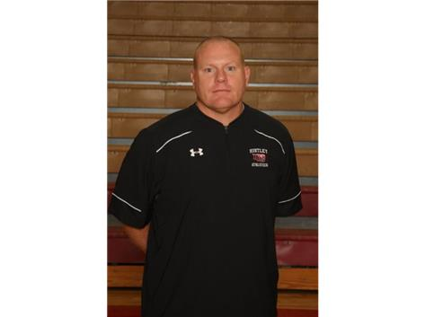 Chris Maxedon - Head Coach and Throws
