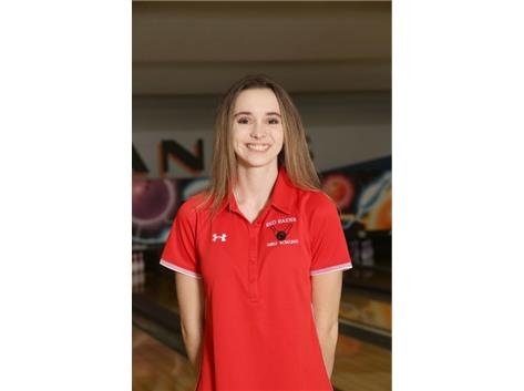 Abby Matula-(2020)- Girls Bowling- Culver's of Huntley Athlete of the Week - Week of 1/27/20 to 2/2/20
