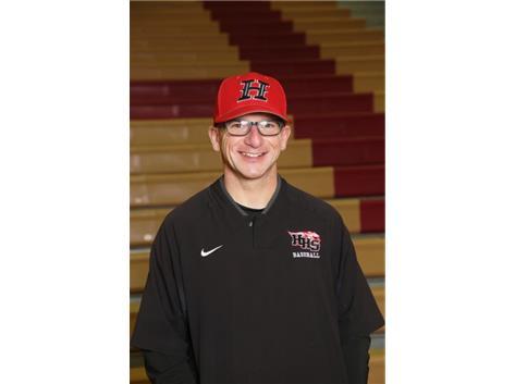 Andy Jakubowski - Head Varsity Baseball Coach - SALT Outstanding Leader Award presented by Culver's of Huntley - 1/29/20