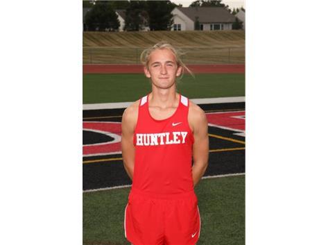 Charlie Kucz (2022) - Varsity Boys Cross Country- Culver's of Huntley Athlete of the Week - Week of 9/7/20-9/13/20