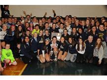 2013 IHSA Girls Volleyball Super-Sectional Champions!