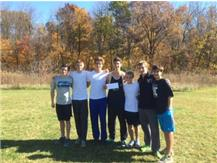 The Boys XC program advanced to the Lisle Sectional this Saturday after running and finishing 6th place this past weekend at the Aurora Christian Regional out at Oakhurst Forest Preserve.