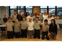 2014-15 ICCP Knight Times Newspaper