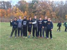 ICCP Boys Cross Country Team Advances to Sectionals
