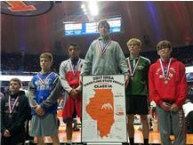 State Champion, Joey Bianchini