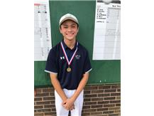 Jann Antedido Wins Conference Tournament and Named MSC Golfer of the Year!