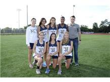 2019 Girl's Cross Country Team