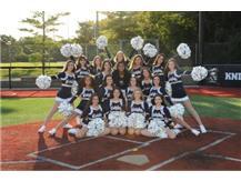 2019 Varsity Dance Team!