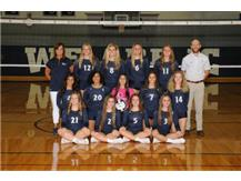 2019 Varsity Volleyball Team!