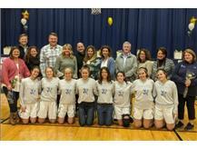 2020 Girls Basketball Seniors
