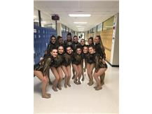 2019-20 Competitive Dance Team