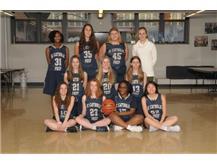 2020-21 JV Girls Basketball