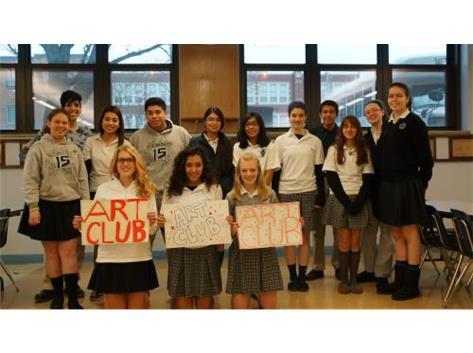 2014-15 Art Club