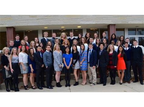 2014-15 ICCP National Honor Society