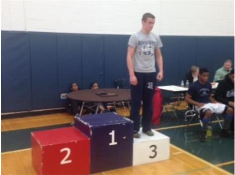 Regional 3rd Place, Pat Guinan