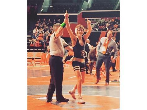 2016 State Champion, Joey Bianchini