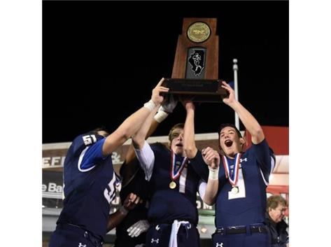 2017 Back-to-Back 3A State Champions