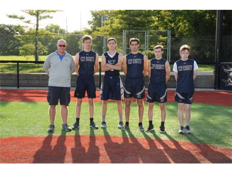 2019 Boy's Cross Country Team