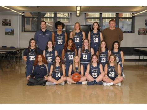2020-21 Varsity Girls Basketball