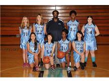 2013 - 2014 Girls JV Basketball