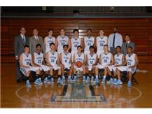 2014-2015 Boys Basketball Team