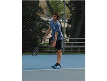 Rajiv Patel-O'Connor; 2015 IHSA Tennis State Qualifier