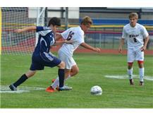 Boys Soccer - Keep Your Eye on the Ball