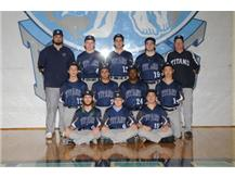 2019 Boys baseball team