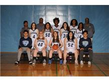 2018-19 Girls Basketball Team