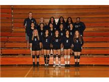 2019 Girls Volleyball team