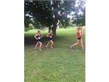 IMSA CC runners at Regionals